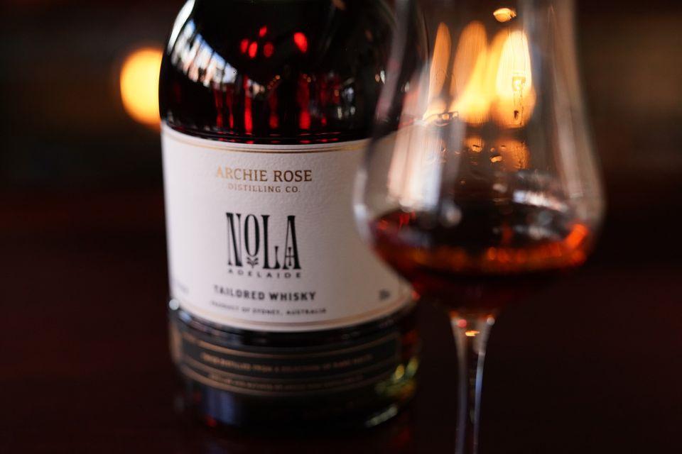 NOLA x Archie Rose Whisky Launch